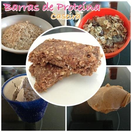 barras de proteina