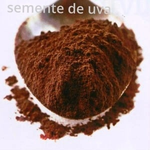 farinha da semente de uva