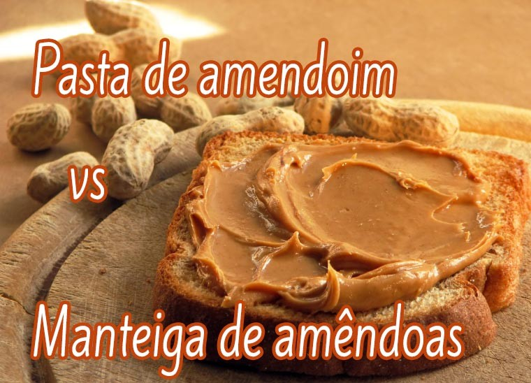 amendoim amendoas