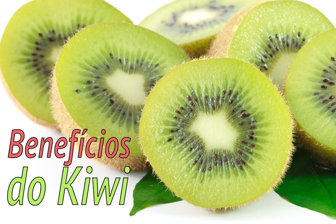 beneficios do kiwi
