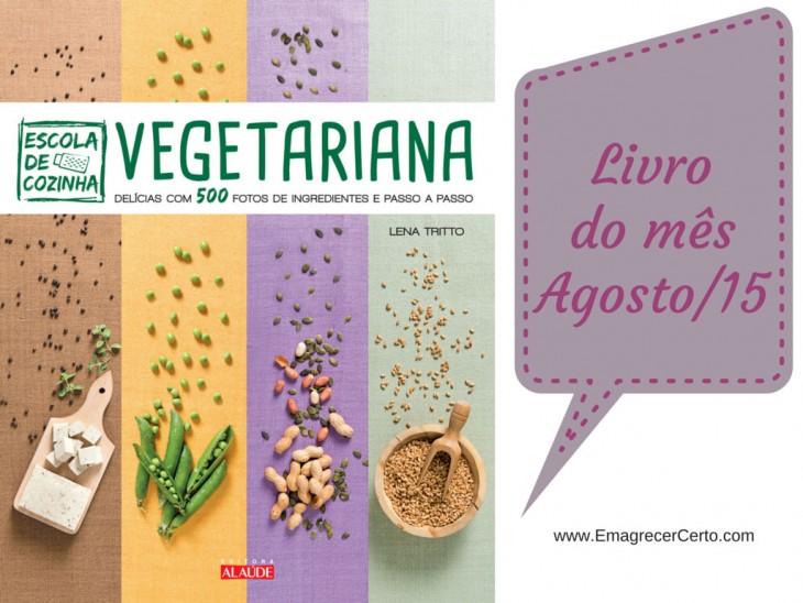 escola de cozinha vegetariana