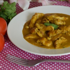 frango curry