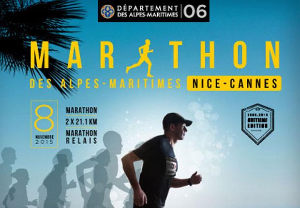 Maratona Riviera Francesa