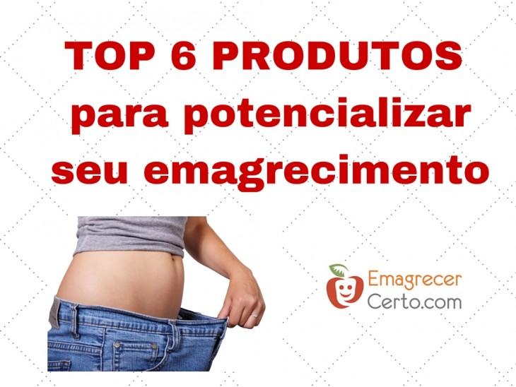 TOP 6 PRODUTOS