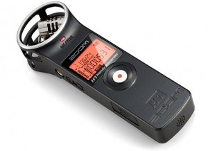 microfone zoom h1