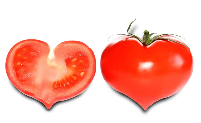 tomate coracao