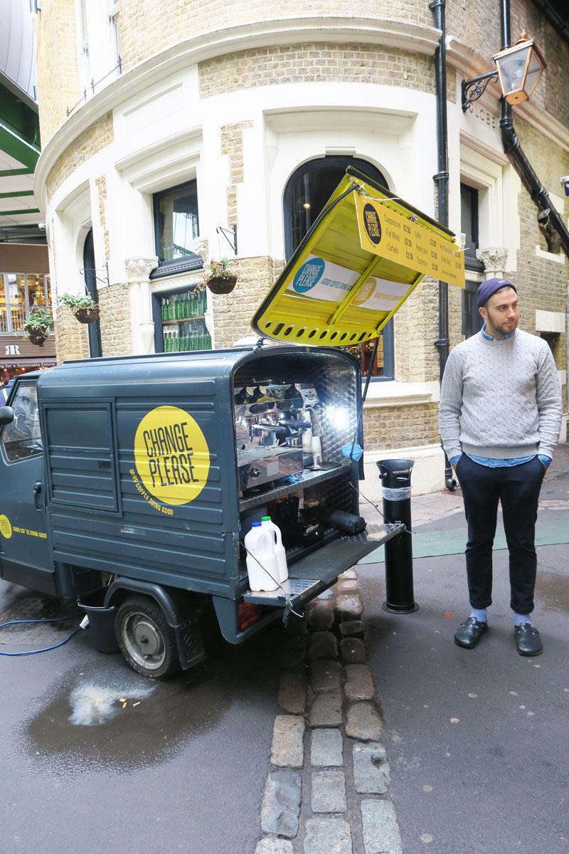 borough market chance please cafe