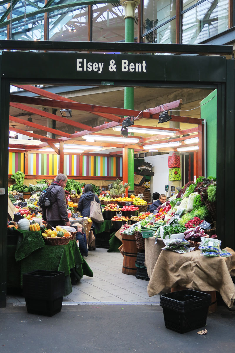 borough market london elsey bent