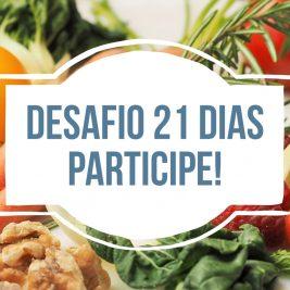 desafio 21 dias