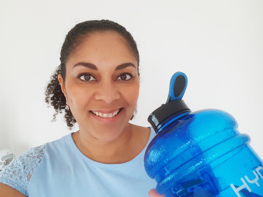 garrafa de agua mini galao blog emagrecercerto