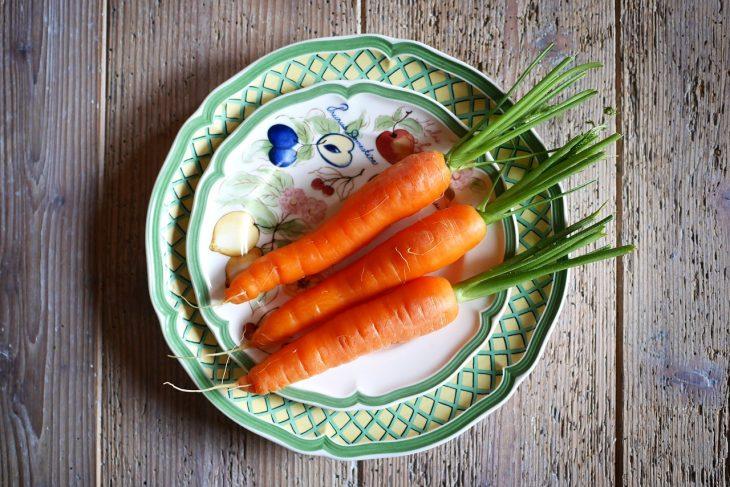 Benefícios da cenoura no blog emagrecer certo