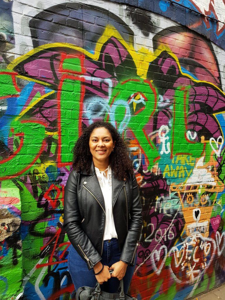 Graffiti Road - Rua da grafite - Gante, Bélgica