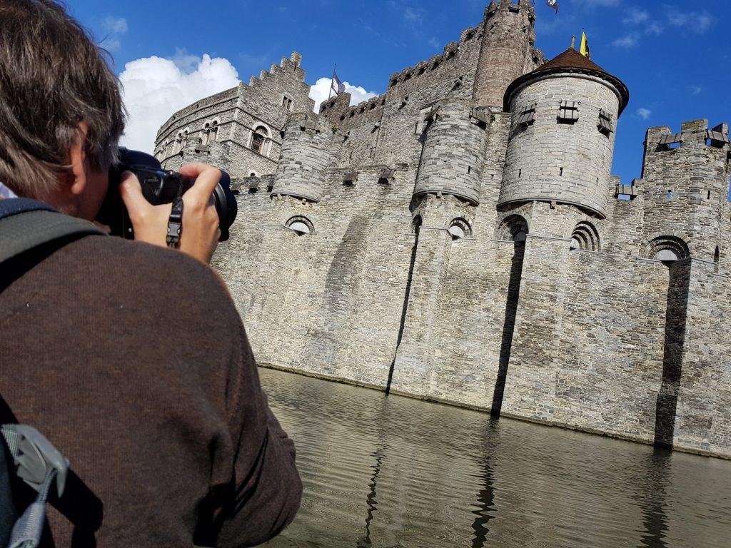 Gravensteen Castle Ghent Belgica
